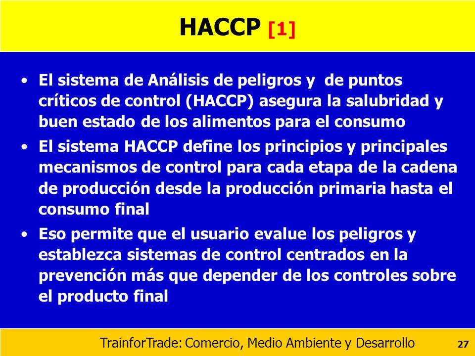 HACCP [1]